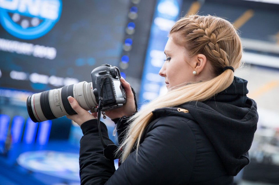A year in a life of an esports photographer 2015 edition